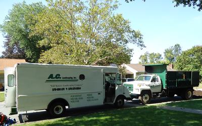 About us for Landscaping companies